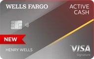Wells Fargo Active Cash℠ Card