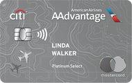 Citi® / AAdvantage® Platinum Select® World Elite Mastercard®