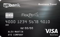 U.S. Bank FlexPerks® Business Travel Rewards Card
