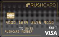 RushCard® Prepaid Visa®