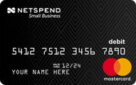 Netspend® Small Business Prepaid Mastercard®