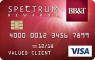 BB&T Spectrum Rewards™ Card