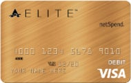 Bronze ACE Elite™ Visa® Prepaid Debit Card