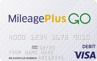 MileagePlus® GO Visa® Prepaid Card
