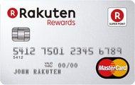 Rakuten Rewards MasterCard®