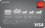 Wells Fargo Rewards Visa® Credit Card