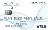 Zions Bank® AmaZing Rate® Credit Card