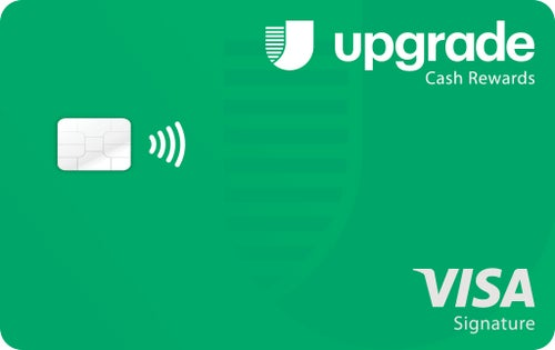 Upgrade Visa® Card with Cash Rewards review