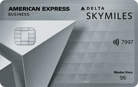 Delta SkyMiles® Platinum Business American Express Card