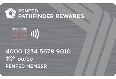 PenFed Pathfinder® Rewards Visa Signature® Card