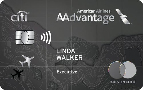 Citi® / AAdvantage® Executive World Elite Mastercard® review