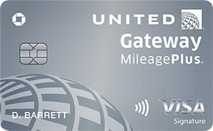 United Gateway Card review