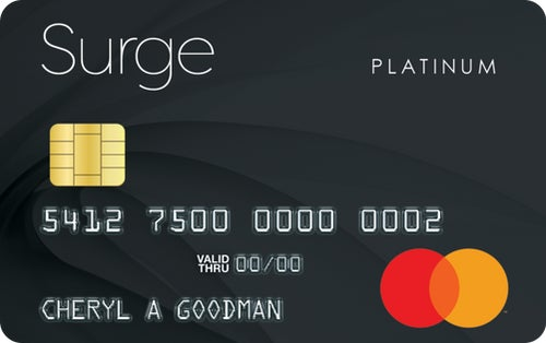 Surge Mastercard® Credit Card review