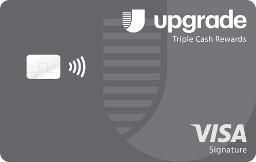 Upgrade Triple Cash Rewards Visa®