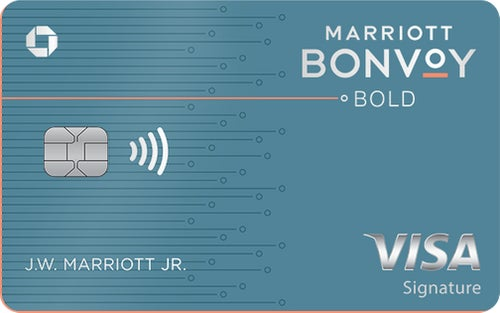 Marriott Bonvoy Bold™ Credit Card review