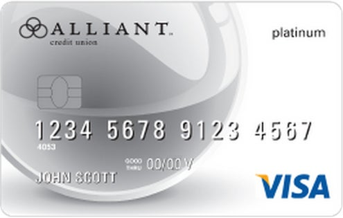 Alliant Visa® Platinum Credit Card review