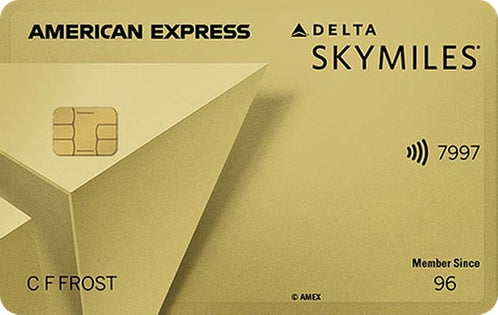 Delta SkyMiles® Gold American Express Card review