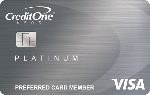 Credit One Bank® Visa® for Rebuilding Credit review