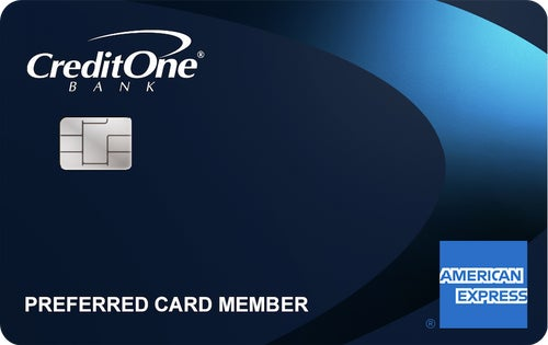 Credit One Bank American Express® Card review
