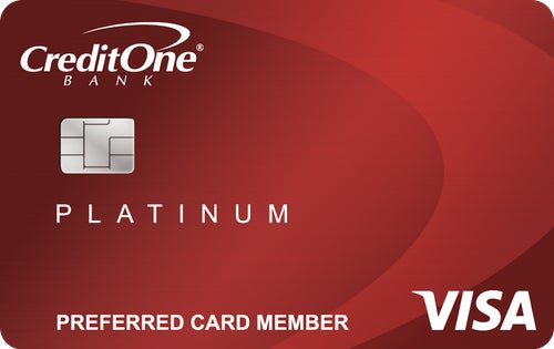 Credit One Bank® Platinum Rewards Visa