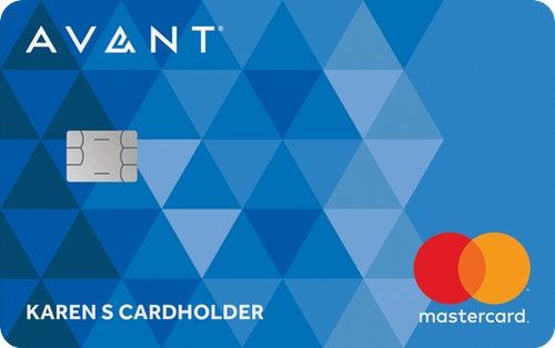 Avant Credit Card review