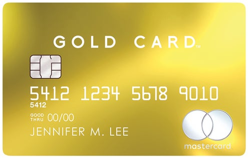 Mastercard® Gold Card™ review