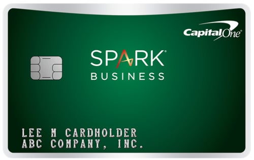 Capital One Spark Cash for Business review