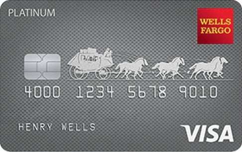 Wells Fargo Platinum card