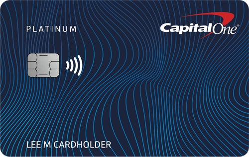 Capital One Platinum Credit Card review