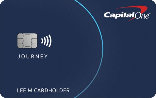 Journey Student Rewards from Capital One review