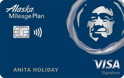 Alaska Airlines Visa Signature® credit card review
