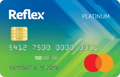 Reflex Mastercard® Credit Card