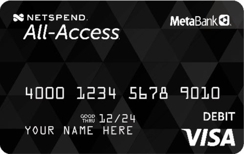 Netspend® All-Access® Account by MetaBank®
