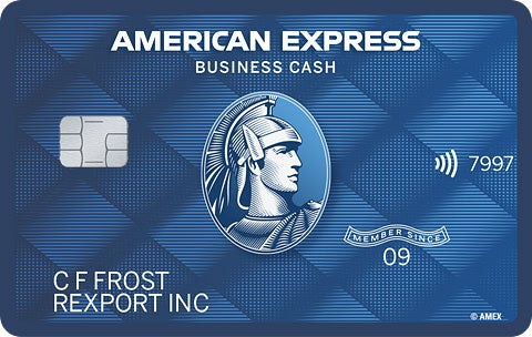 American Express Blue Business Cash™ Card review
