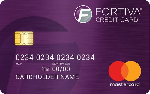 Fortiva® Mastercard® Credit Card with Cashback Rewards