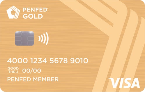 PenFed Gold Visa® Card review