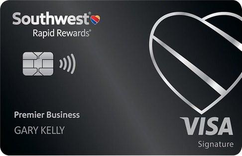 Southwest Rapid Rewards® Premier Business Credit Card review