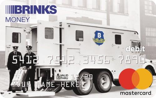 Brink's Prepaid Mastercard®