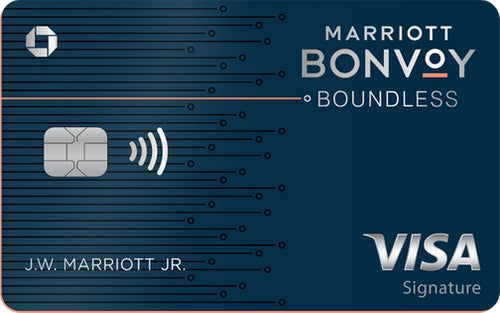 Marriott Bonvoy Boundless™ Credit Card review
