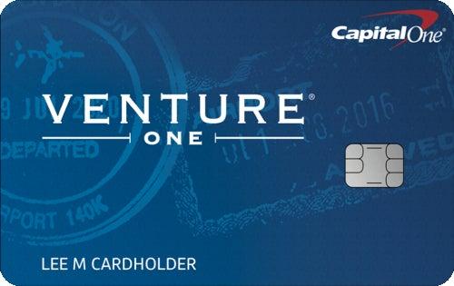 Capital One VentureOne Rewards Credit Card