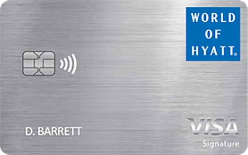 The World of Hyatt Credit Card review