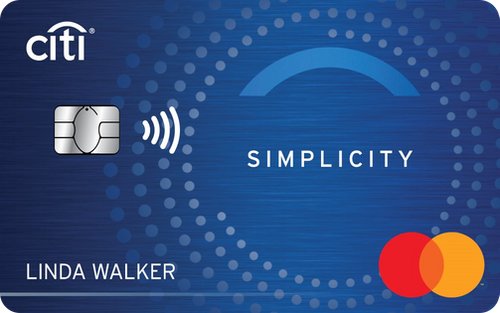 Citi Simplicity® Card review
