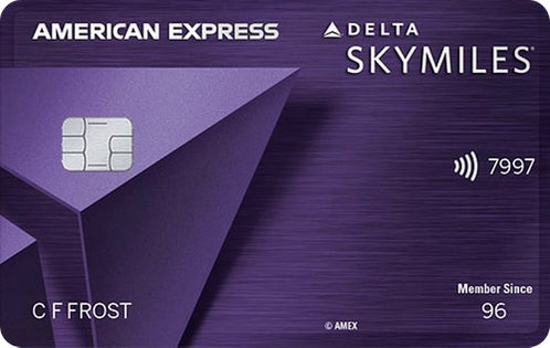 Delta SkyMiles® Reserve American Express Card review