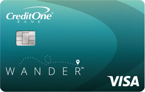Credit One Bank® Wander™ Card review