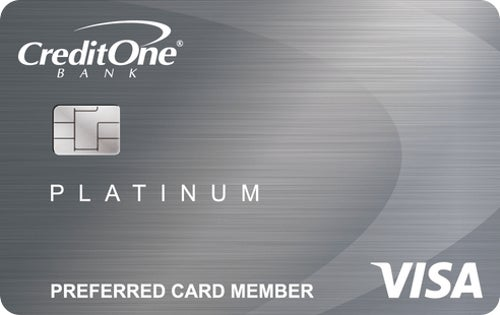 Credit One Bank® Unsecured Visa® with Free Credit Score Access