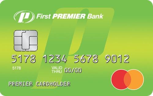 First PREMIER® Bank Secured Credit Card