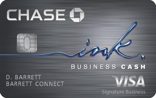 Ink Business Cash® Credit Card review