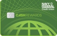 Navy Federal Credit Union cashRewards Card review