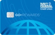 Navy Federal Credit Union Go Rewards credit card review