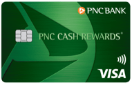 PNC Cash Rewards Visa card review